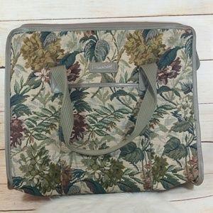 DVF DIANE Von Furstenberg VINTAGE big travel bag
